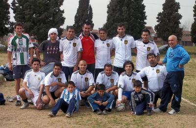 Plantel Mapuche (agosto '2010)