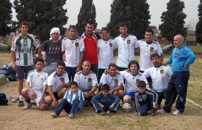 Plantel Mapuche (agosto '2010) II